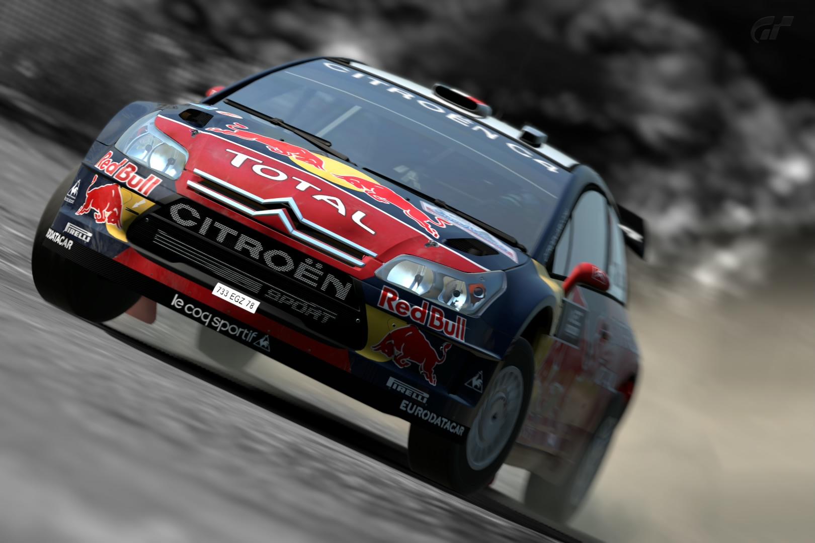 Citroën C4 WRC - by Riki