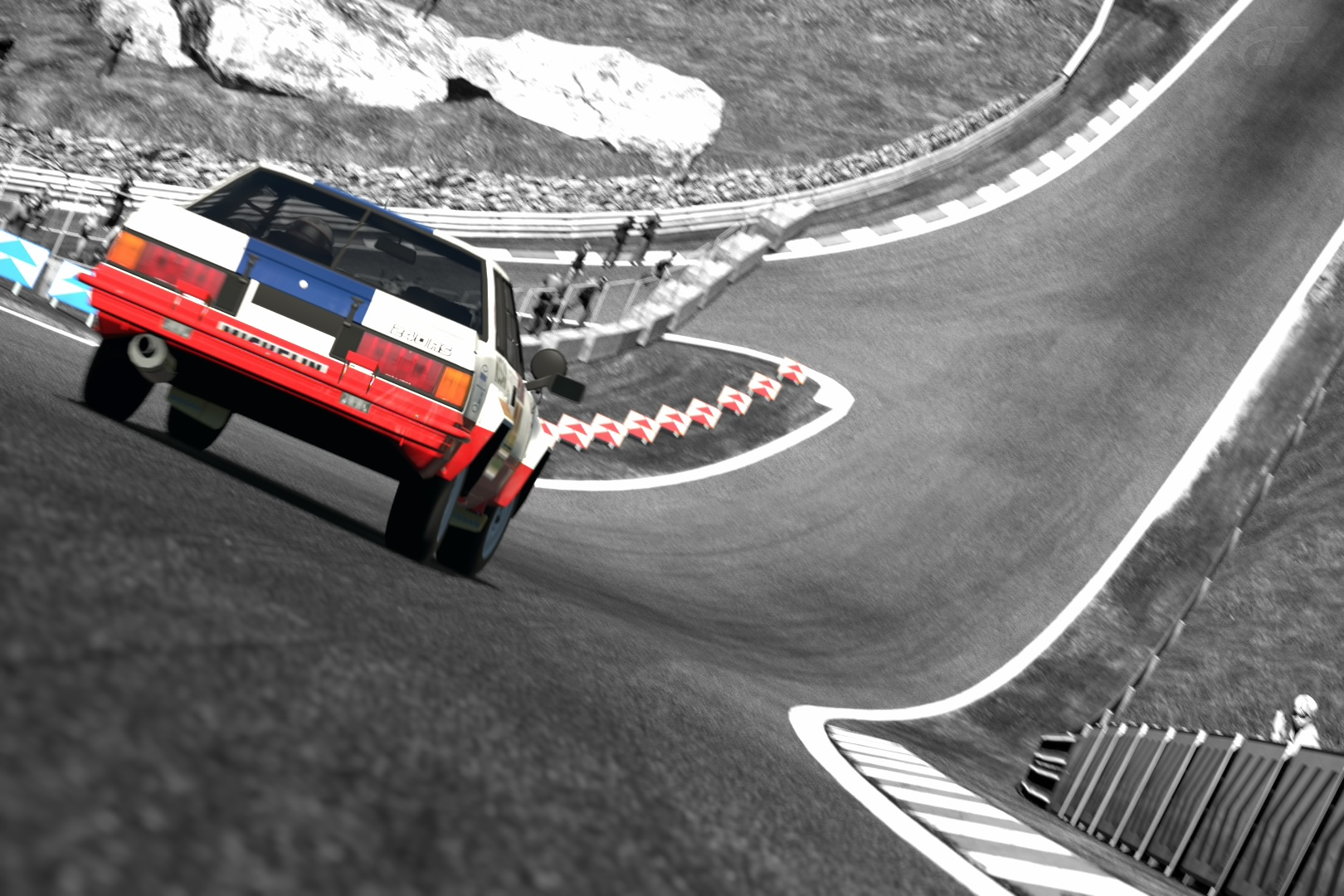 Nissan 240RS WRC - by Riki