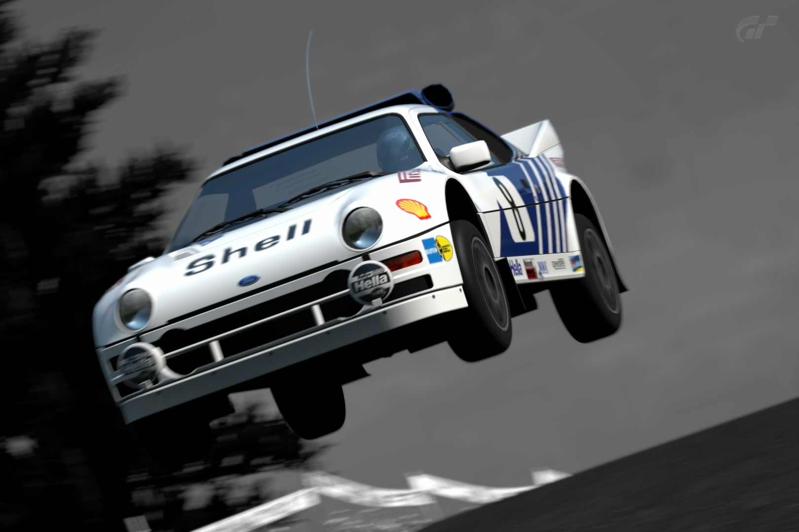Ford RS200 WRC - by Riki