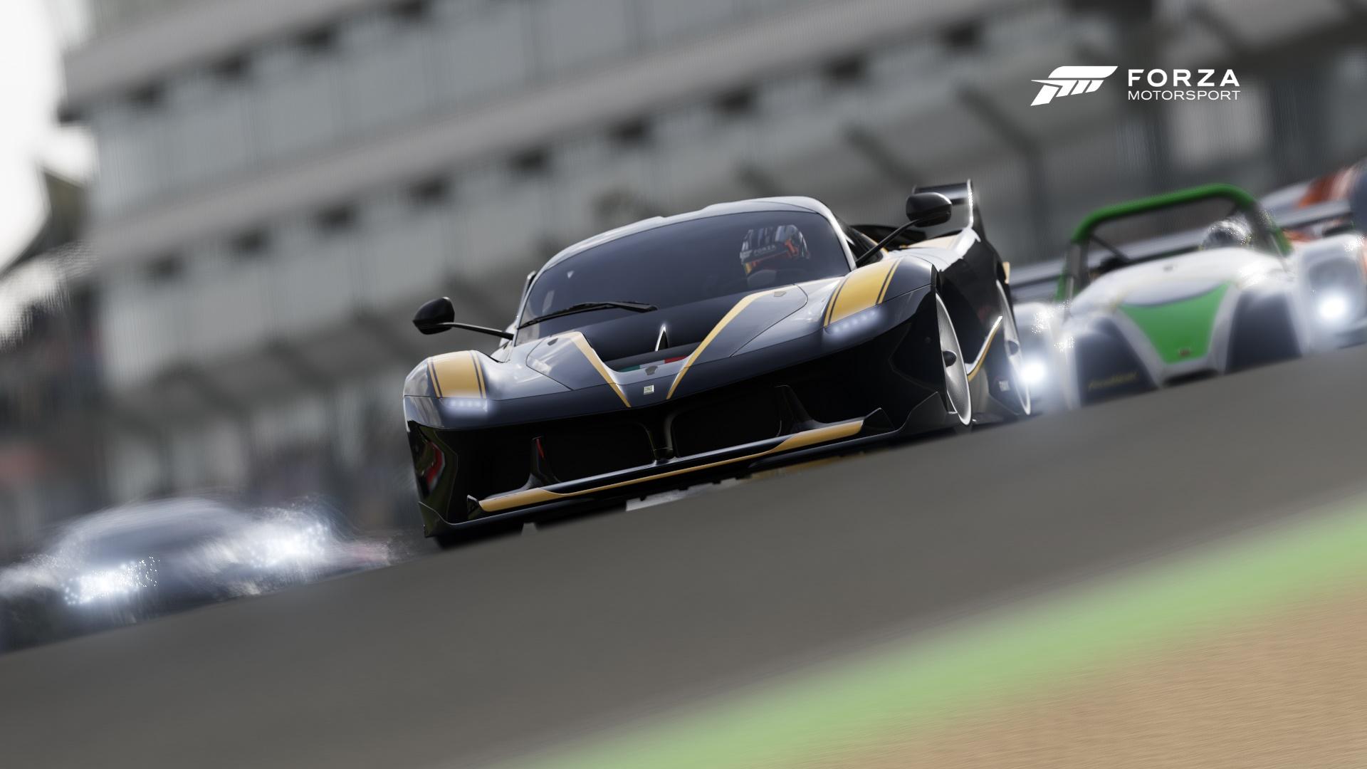 2014 Ferrari FXX K