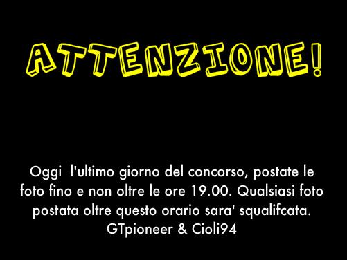 ATTENZIONE!!