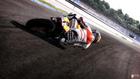 #26 Dani Pedrosa on track Shot Three