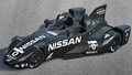 DeltaWing sponsored by Nissan at Le Mans 2012 - Shot 4
