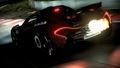 Sfiaccolata McLaren P1