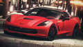 Chevrolet Corvette Stingray Final Prototype '14