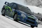 Subaru Impreza WRC - by Riki