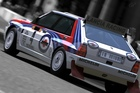 Lancia Delta HF Integrale WRC - by Riki