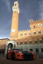 Il mio Viperozzo a Siena